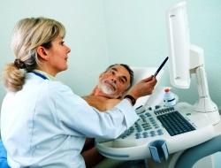 Трансректальное узи предстательной железы с допплерографией